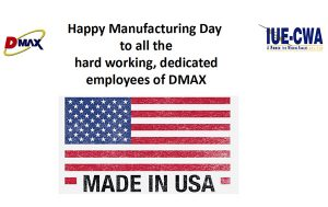 Happy Manufacturing Day